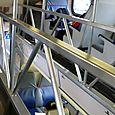 Double-decker Caltrain