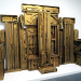 Louise Nevelson 1960-4