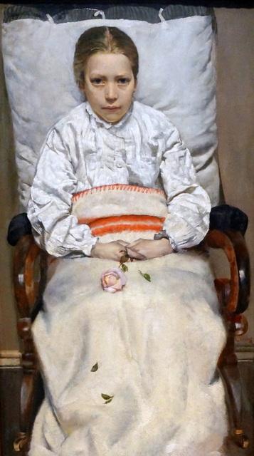 Christian Krohg 1881
