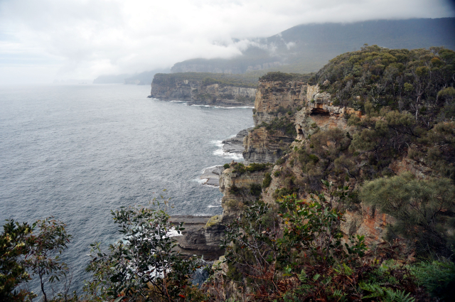 Port Arthur Headlands